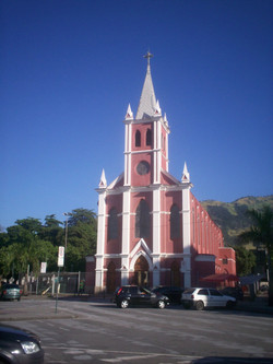 bangu - igreja catolica santa cecilia