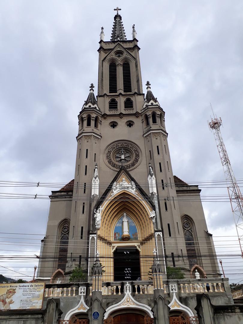 Santuário Paróquia de Nossa Senhora da Salete