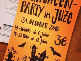 Halloween Party !!!
