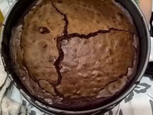 Schokoladenkuchen - Auf Deutsch und Französisch!