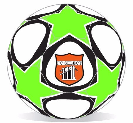 FC Select Custom Soccer Ball