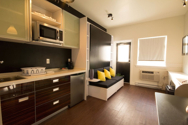 Micro Apartments – Small Space Living in today's Urban Spaces