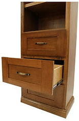 Drawers from Murphy bed