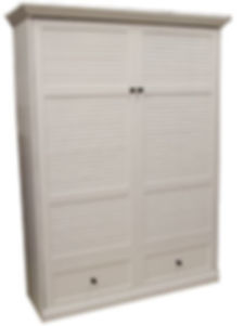 Traditional Murphy Bed - Harbor View