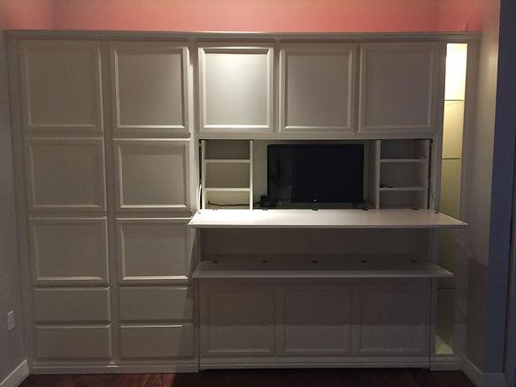 Murphy Bed Desk|Home Office Standing Desk|Austin, TX