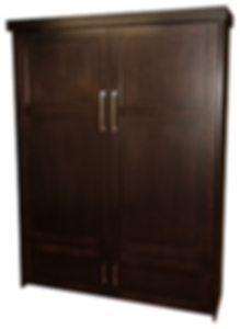Traditional Murphy Bed - Georgetown