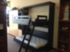 Zoom-Room Murphy Bed with Standard Cabinet