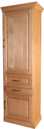 Amoire side cabinet for Murphy Bed
