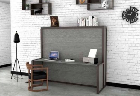 Top 4 Benefits of a Disappearing Desk Bed