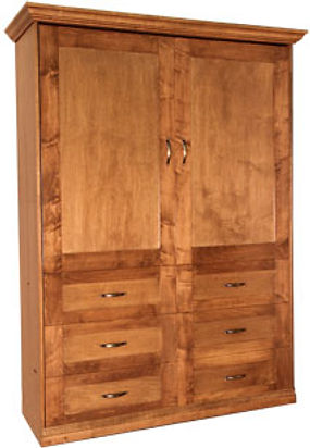 Traditional Murphy Bed Stafford Park