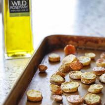 Wild Rosemary Roasted Potatoes