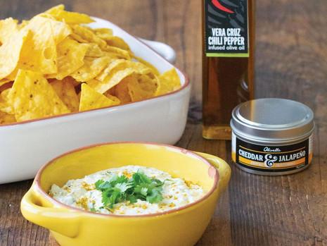 Cheesy Fiesta Dip