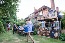 street food foor london events