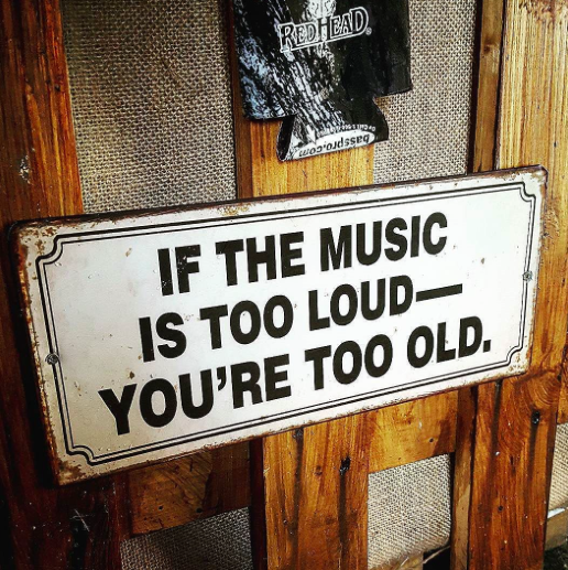 if the music is too loud, you're too old - bluegrass southern street food private hire catering and