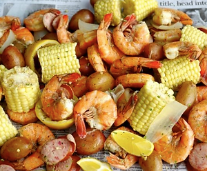 low country bluegrass boil