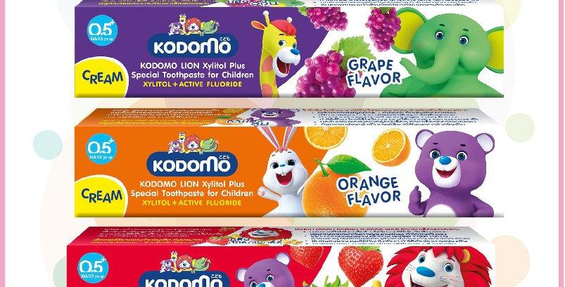 Kem đánh răng Kodomo 45g