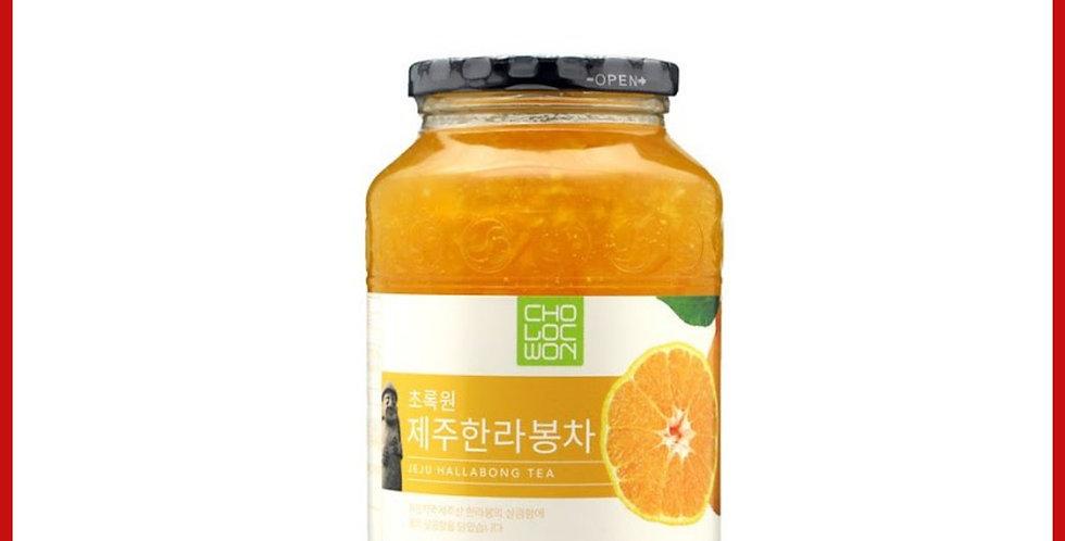 Trà quýt Jeju mật ong 1kg