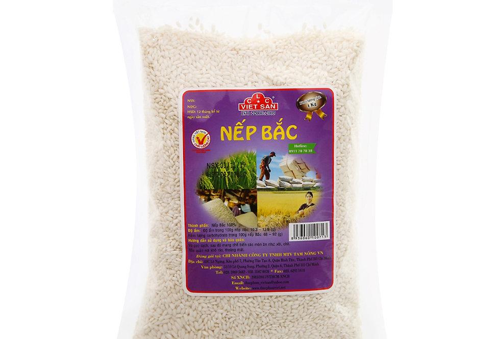 Nếp bắc Viet San 1kg