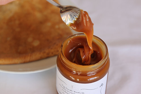 Crème de Caramel au beurre salé