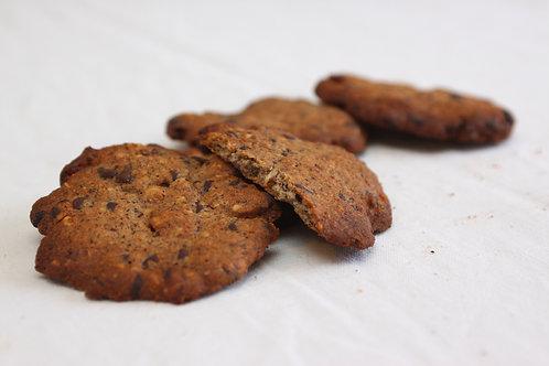 Cookies au blé noir