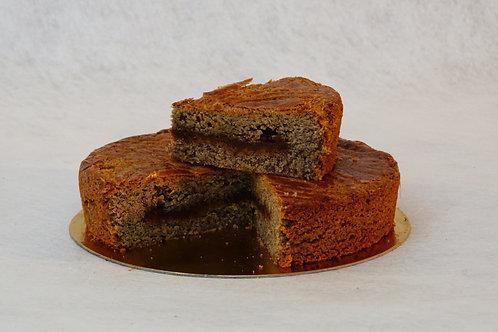 Gâteau breton blé noir caramel