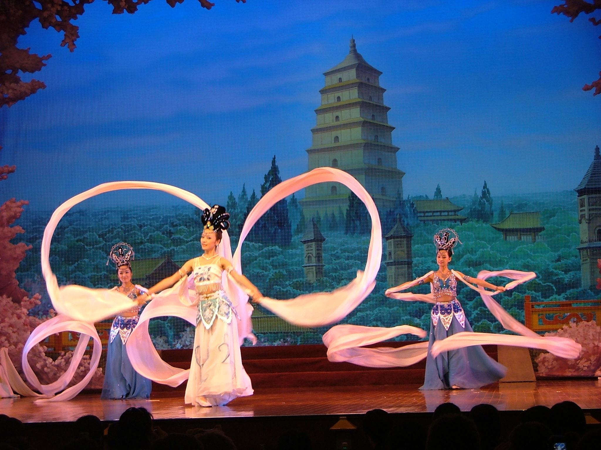 שיאן, סין