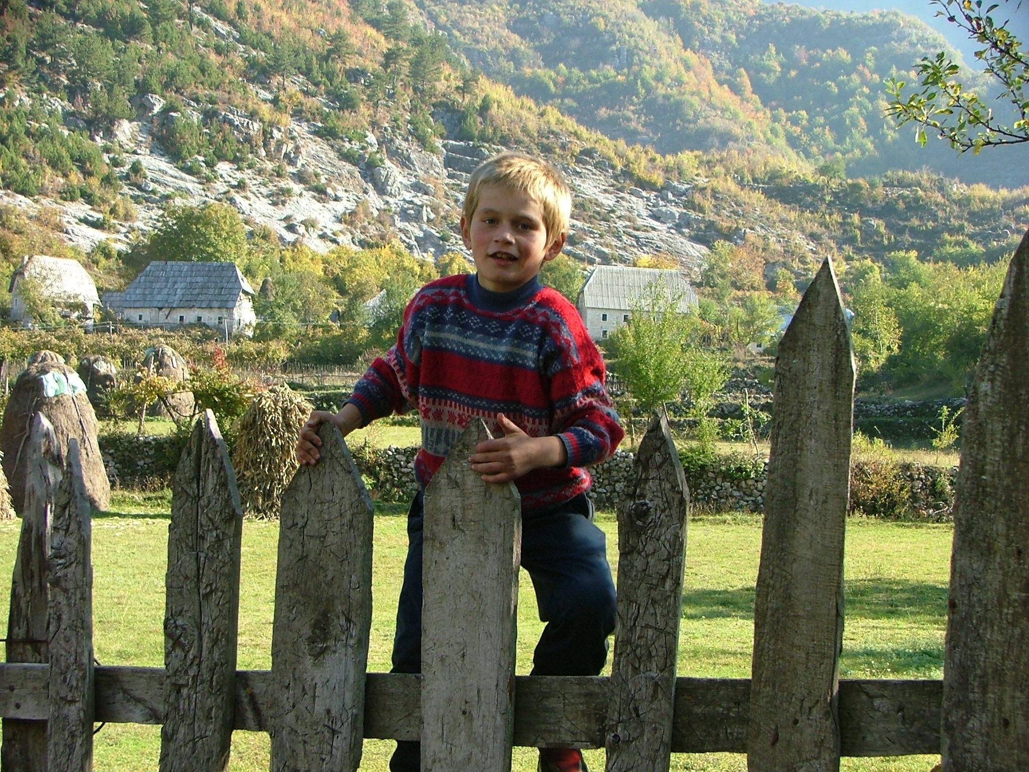 עמק טאט, אלבניה