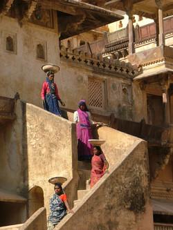 אורצ'ה, הודו