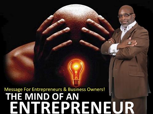 Mind of an Entrepreneur