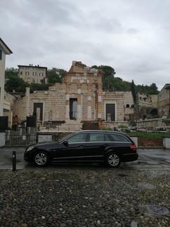 Roman Temple Brescia