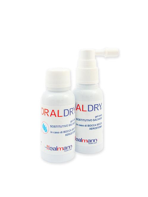 ORAL DRY sostitutivo salivare