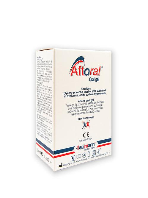 AFTORAL Oral gel flacone 100 ml