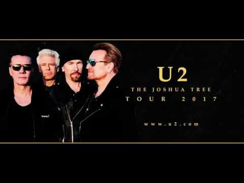 U2 Joshua Tree Tour