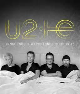 U2 ie tour 2015