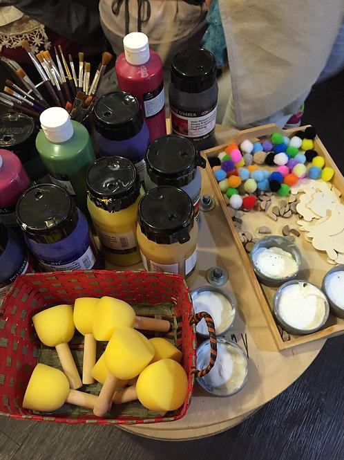 Kids in ART|14/7 to 18/8 (Thu 2:30~4:00pm) #SA001S