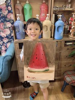 Acrylic Painting_fruit