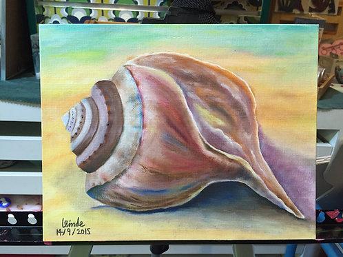 Oil Painting | 油畫工作坊 (4堂)  逢星期三 11:30~1:00pm