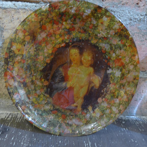 Decoupage Glass Plate | Appointment ONLY