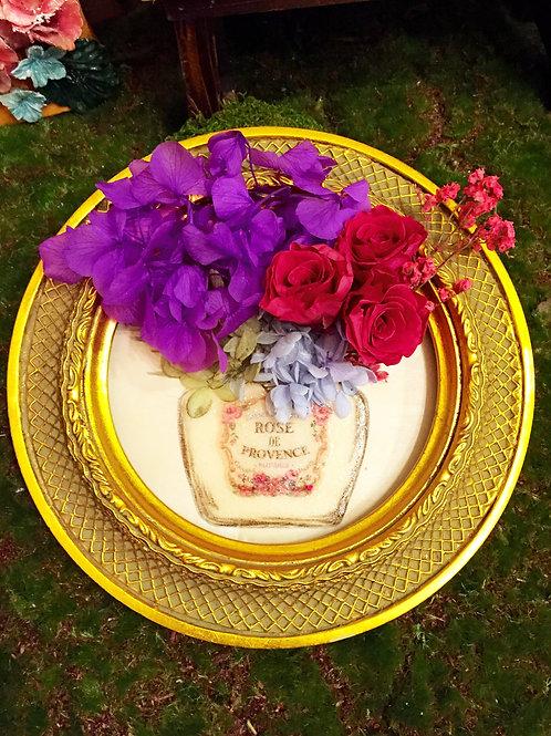 Antique Preserved Flower Frame| 復古保鮮花掛畫 19 Nov-Sat