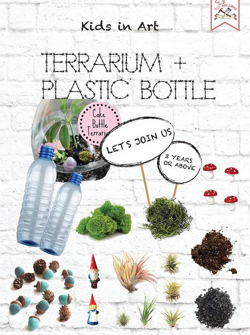 Terrarium+Plastic Bottle| 3 Dec 2016 Sat 2:30~3:30