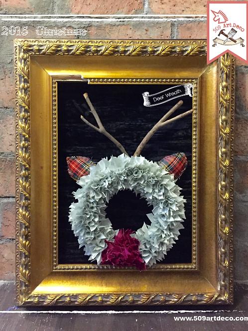 Christmas Wreath | 聖誕絲帶花環 7 Dec 14:00-16:00