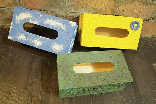 Cement Tissue Box | 12:00-3:00pm