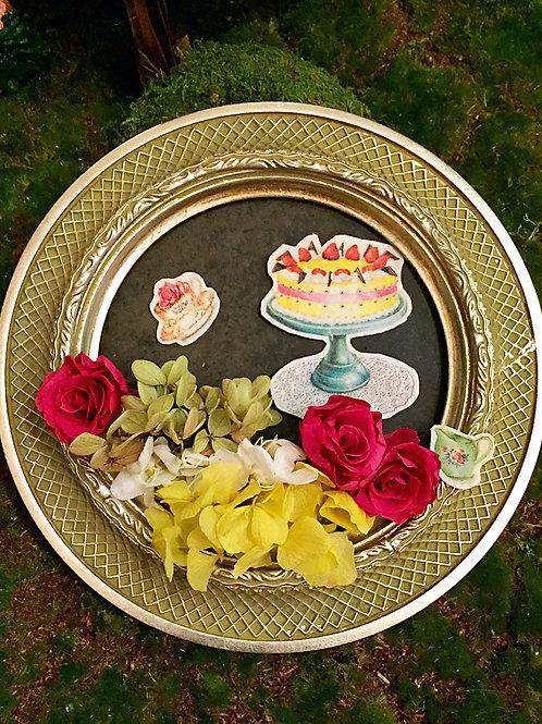 Antique Preserved Flower Frame| 復古保鮮花掛畫 18 Nov-Fri