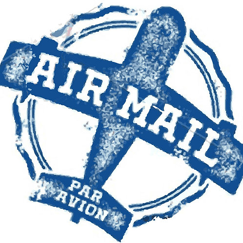 International Airmail Charges