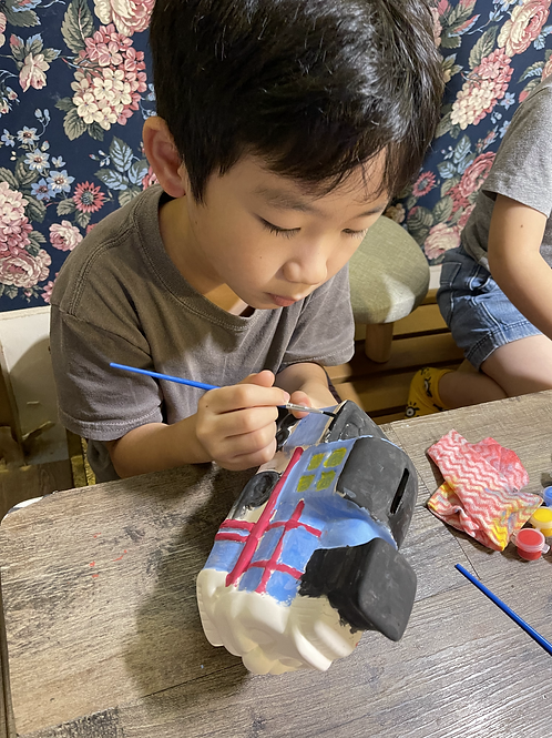 Ceramic and Clay on creative | 創意陶泥製作
