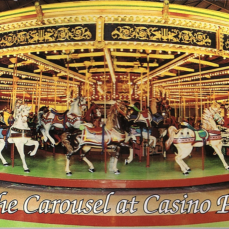 The History of Carousels in Seaside Heights