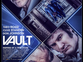 Theo Rossi And Clive Standen Steal From The Mafia In 'Vault' Trailer