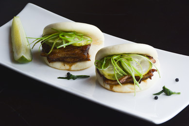 PORK BELLY BAO BUNS