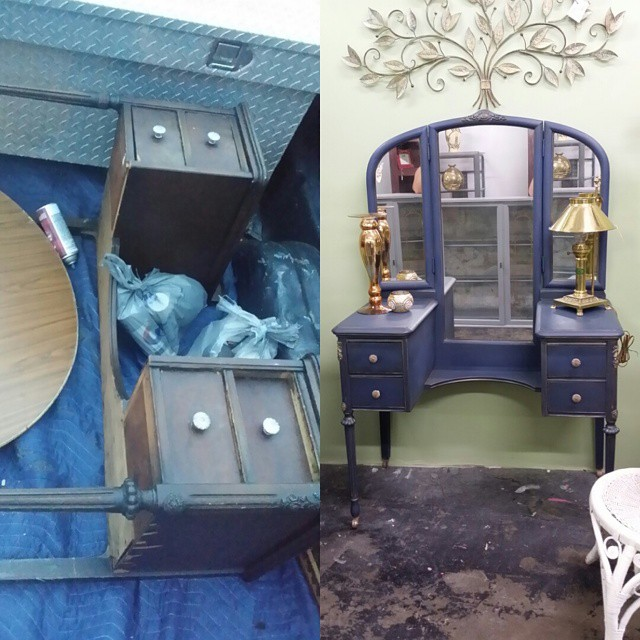 #restyle #furniturerehab #vintage