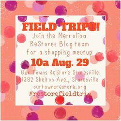 #MetroReStore #bloggers #ourtownshabitat
